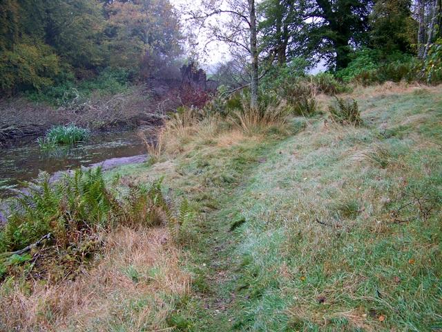 The Cateran Trail, Bamff
