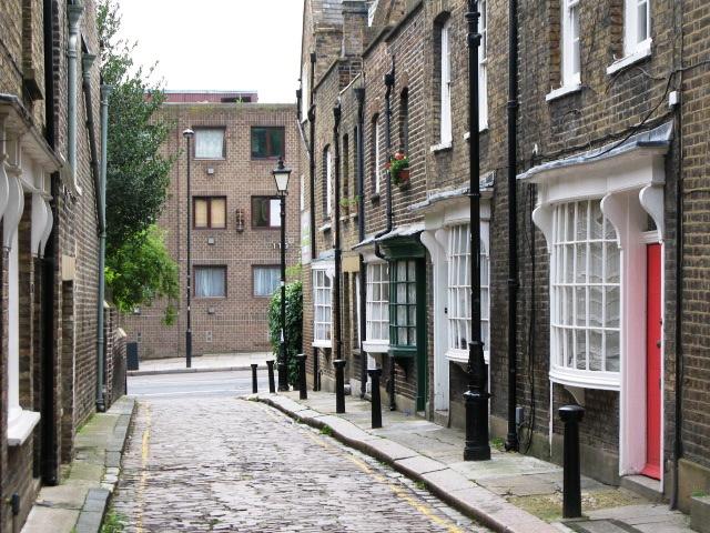 Little Green Street, NW5