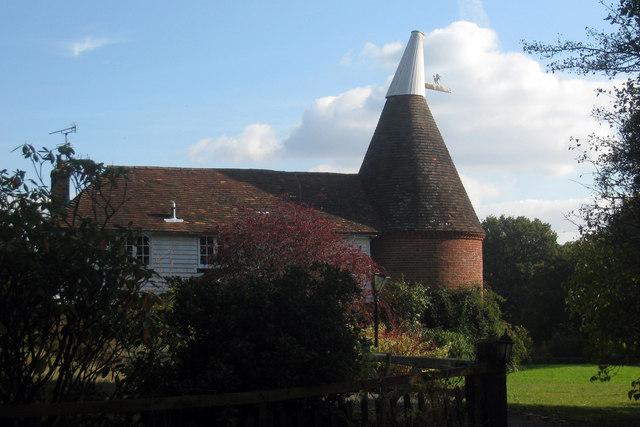 Beacon Farm Oast, Benenden Road, Biddenden, Kent