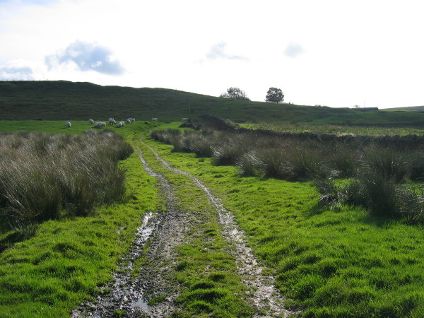 Byway to Cowburn Rigg