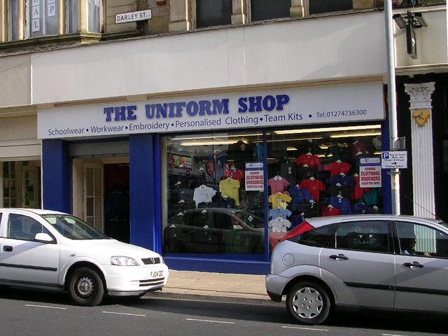The Uniform Shop - Darley Street
