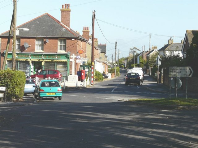 Upper Eythorne Village Stores and Post Office