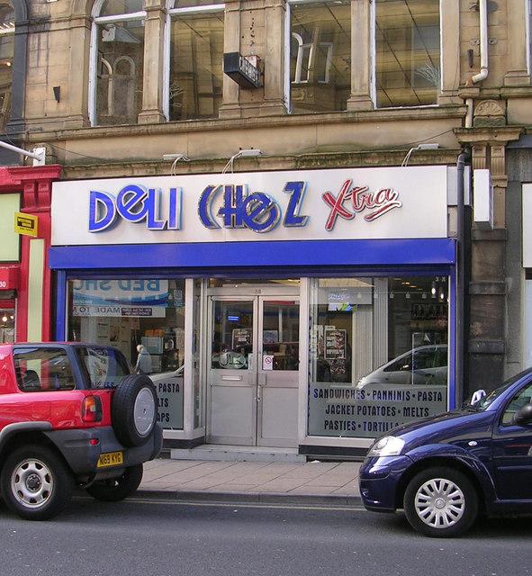 Deli Chez - Darley Street