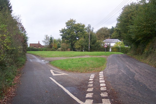 Triangle of Green at Whitley Road