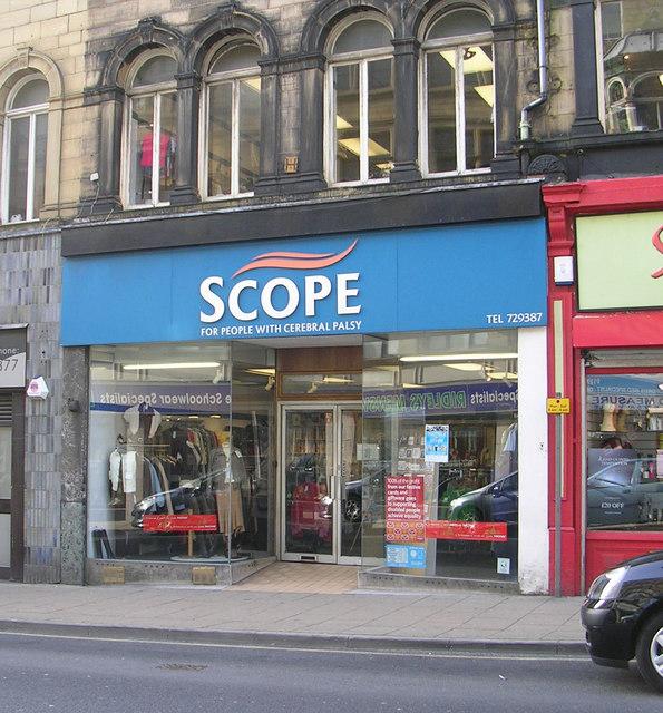 Scope - Darley Street