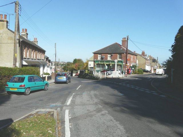 Upper Eythorne Village Stores and Post Office