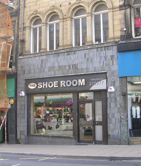 The Shoe Room - Darley Street