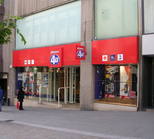 phones 4U - Darley Street
