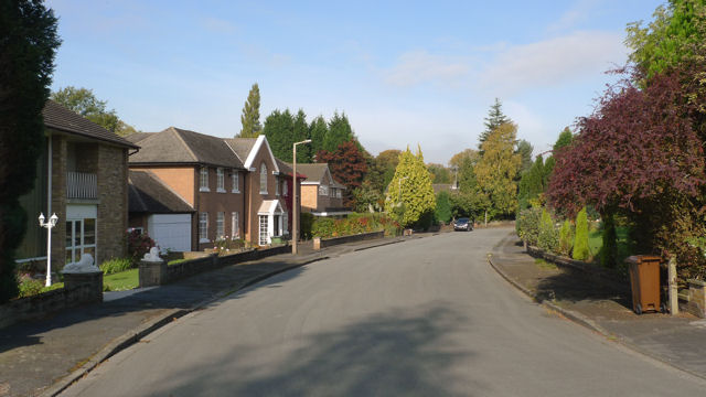 The Spinney, Cheadle