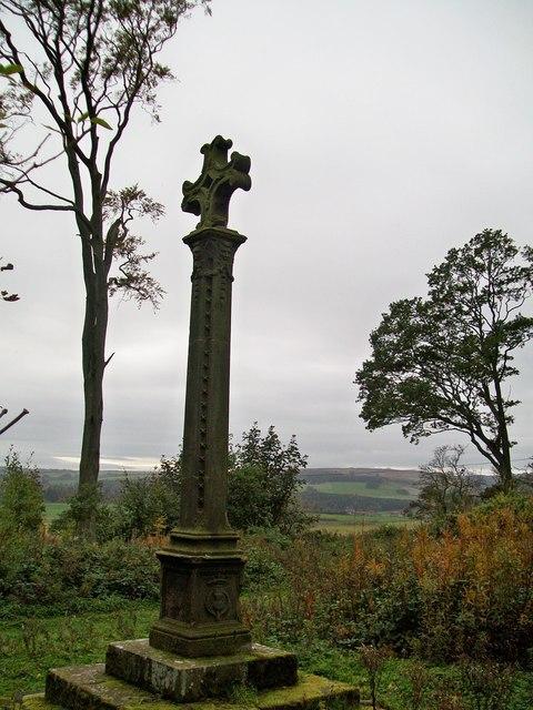 Malcolm's Cross