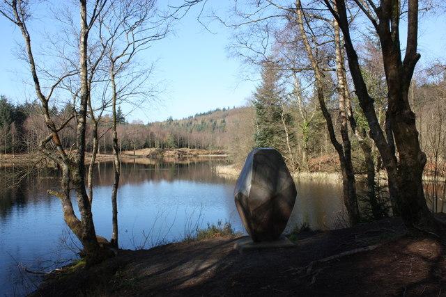 Bruntis Loch