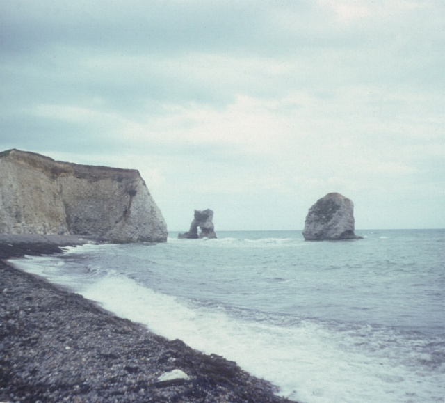 Stag and Arch rocks, Freshwater Bay