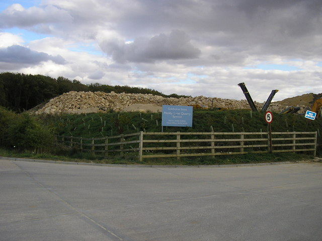 Hooby Lane Quarry, Stretton