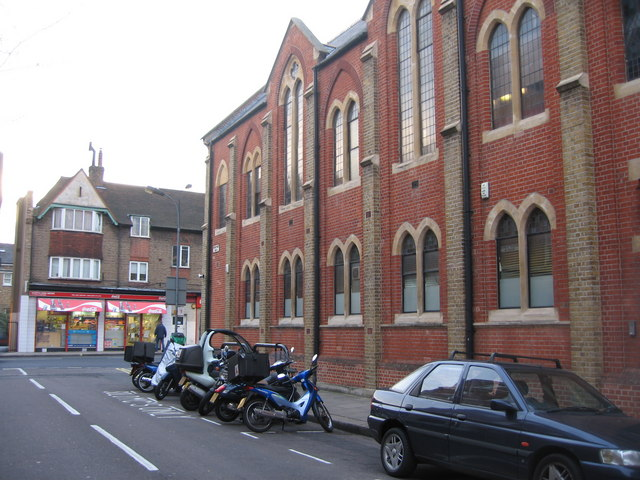 Bishop King's Road