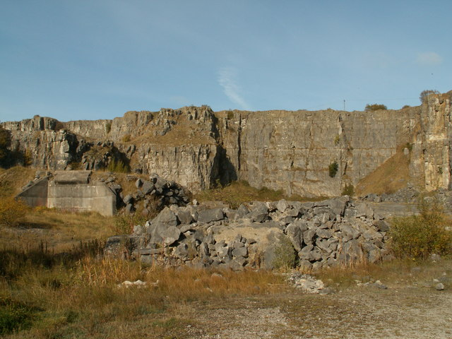 Furness Quarry NE Face