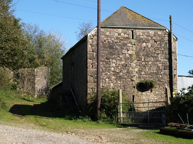 Barn, Brisworthy