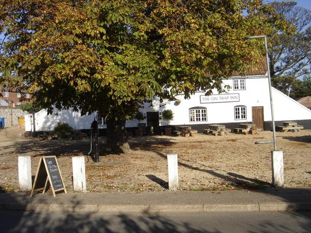 The Gin Trap Inn, Ringstead