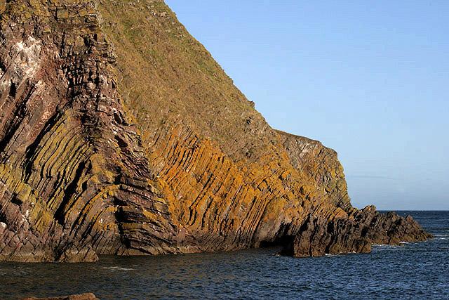 Cliffs at Hurker's Haven