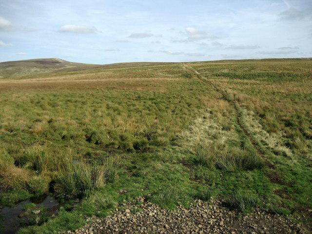 Extwistle Moor