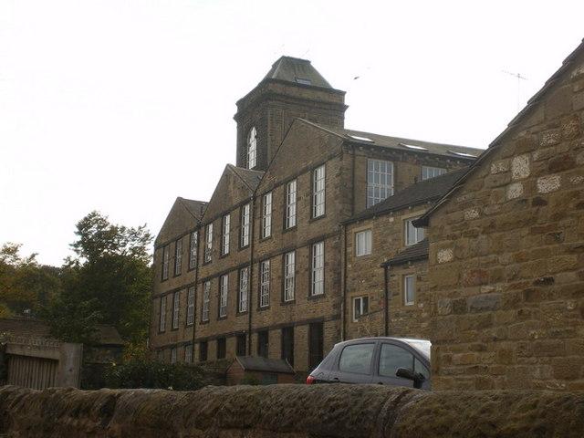Carleton Mill