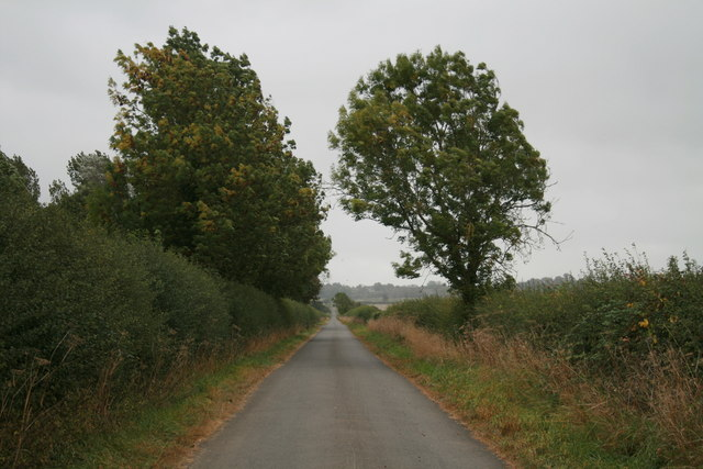 Road to Littleworth