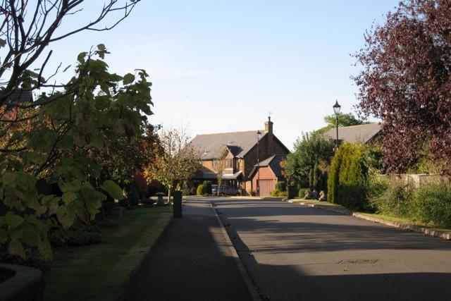 Bamburgh Grove, Leamington Spa
