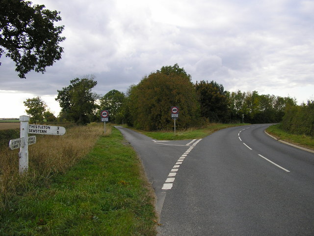 Jct of Hooby Lane & New Road