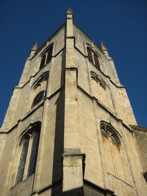 St Swithun's Church, Worcester