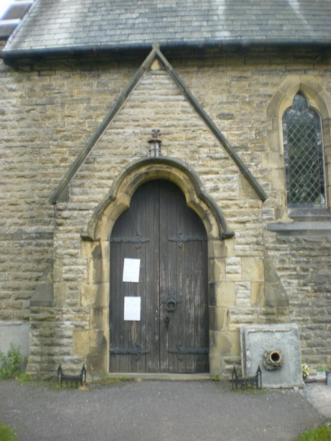 St John's Church, Cononley, Porch