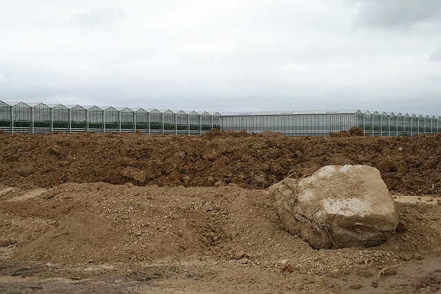 Glasshouses at Tangmere Airfield