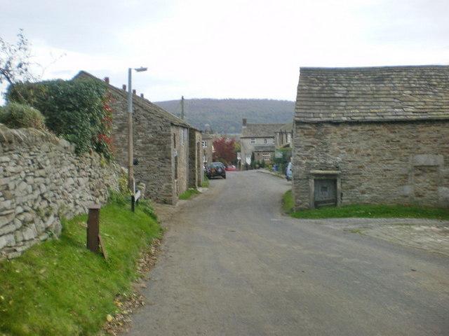 Main Street Cononley