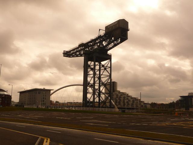 Glasgow: Finnieston Crane
