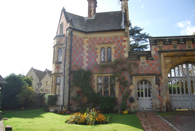 East Lodge, Leigh