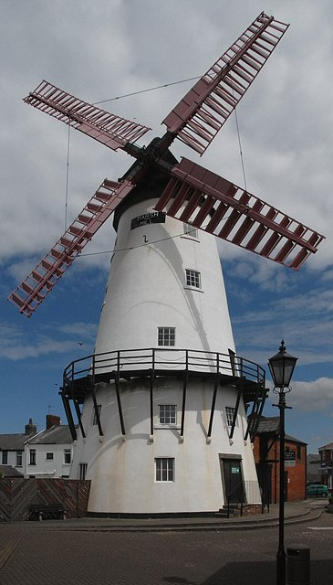 Windmill at Marsh Mill