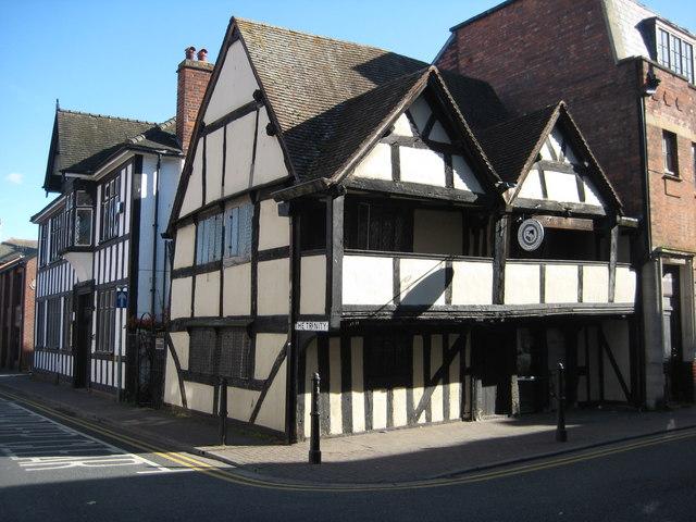 Elizabethan House, Worcester