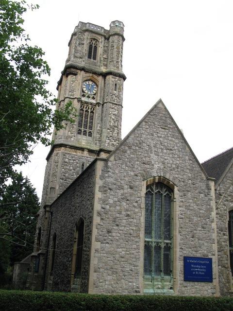 The Parish Church of St. Martin, Gospel Oak (2)