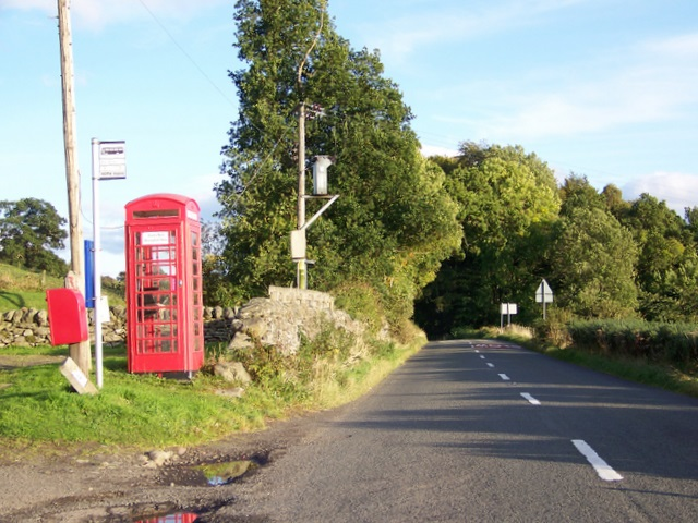 Telephone box, Forneth