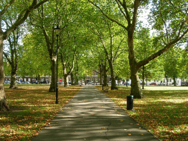 Highbury Fields