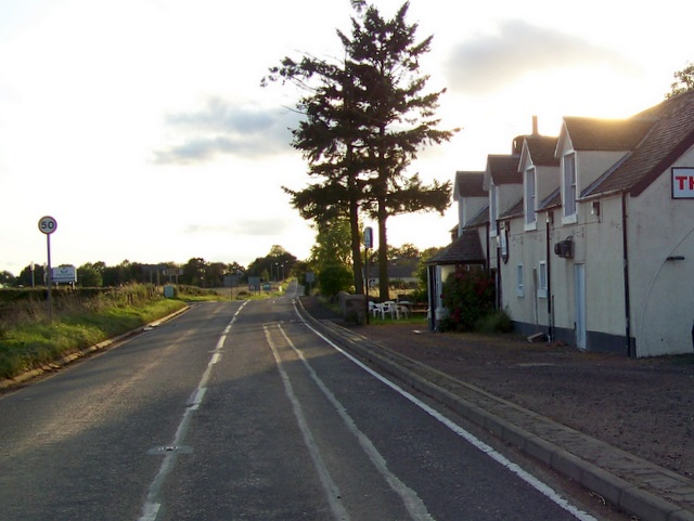 The Blackbird Inn, New Alyth