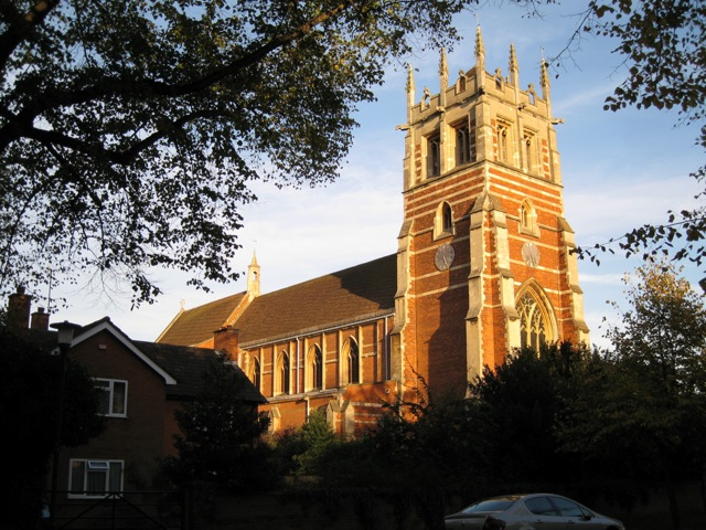 St Mark's Church, Rugby Road, Leamington Spa