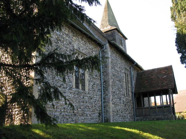 All Saint's church, Chillenden