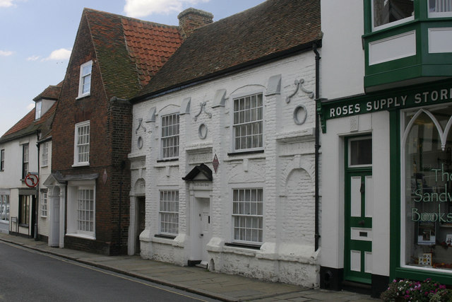 Old Dutch House, King Street, Sandwich