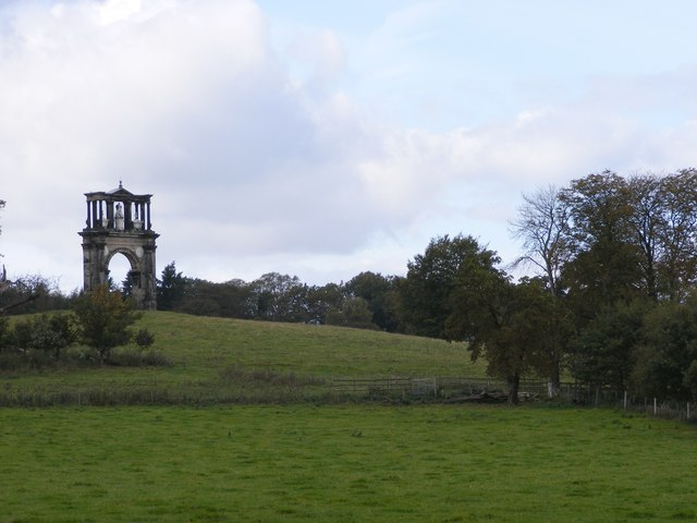 Shugborough Arch