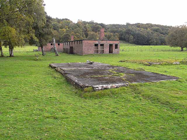 Cell block, Featherstone POW camp