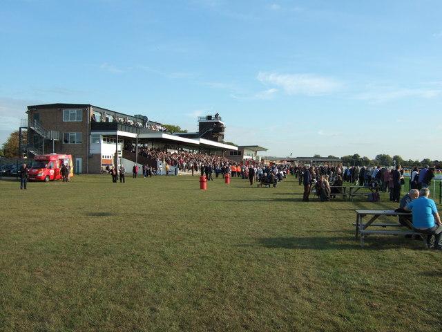 October meeting, Huntingdon Racecourse