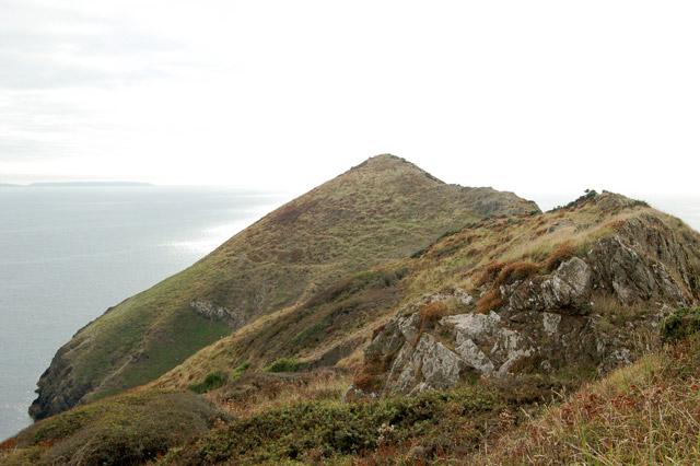 Dinas Fawr and Pen Dinas (3)
