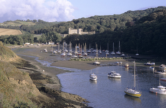 Watermouth Bay and Castle, Devon