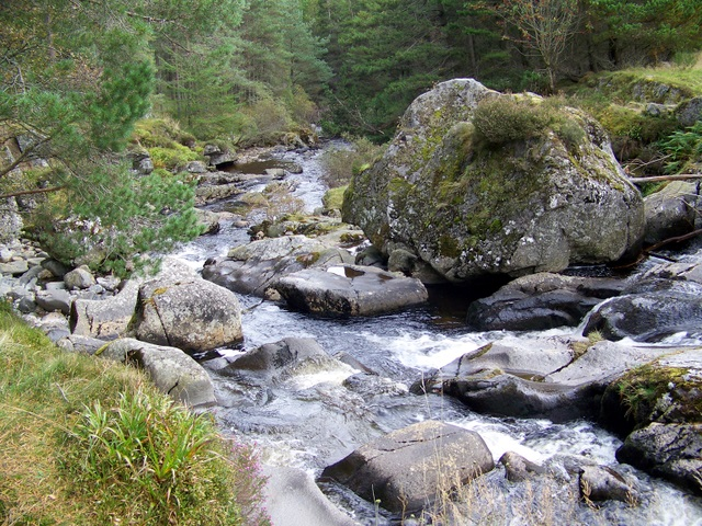 White Water, Glen Doll