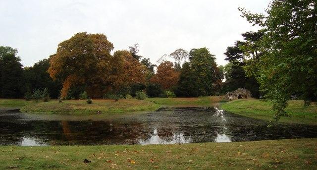 Autumn at Croome park