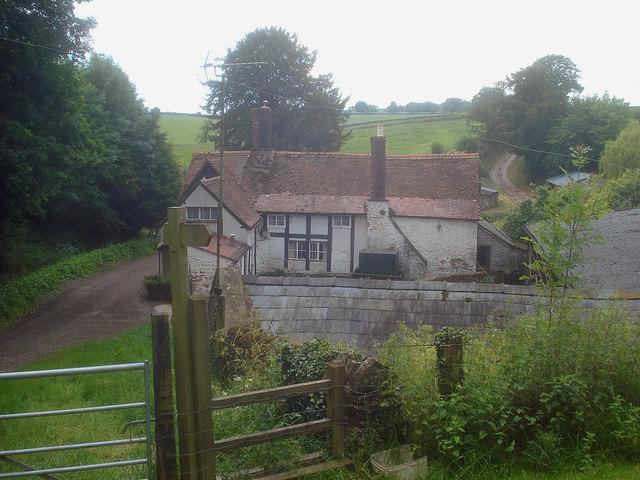 Pinford Farm - 1